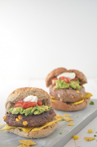 Mexicaanse burgers