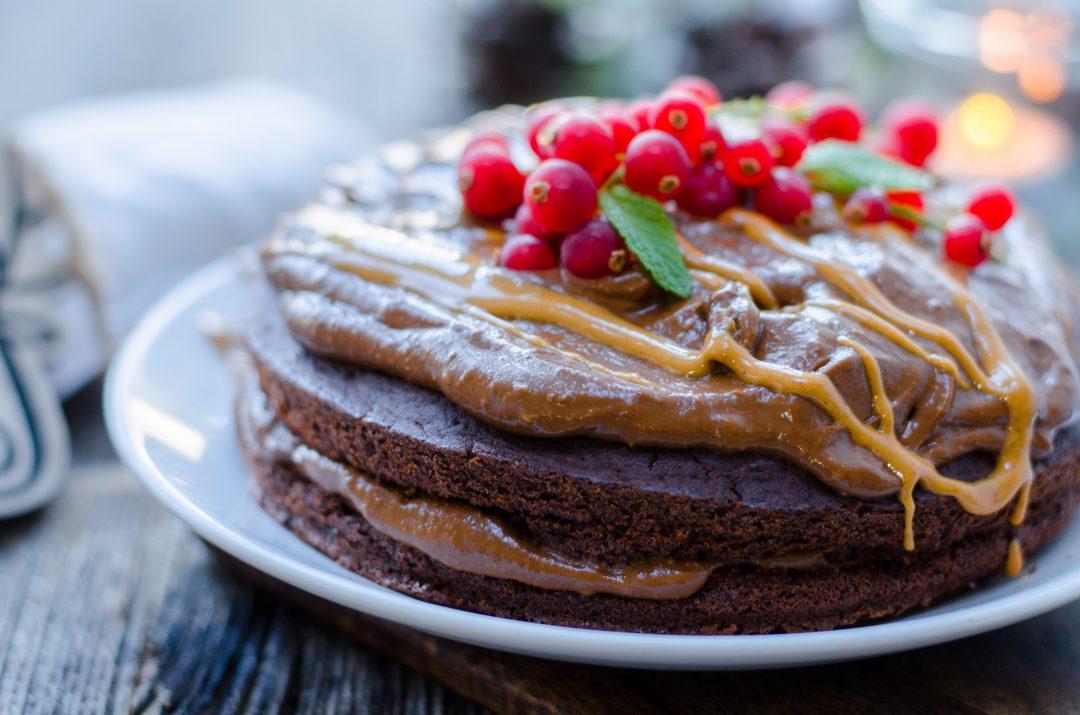 groentenchocoladetaart