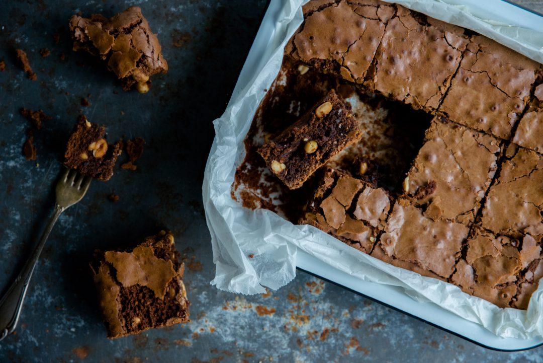 Oosterse brownies